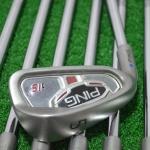 Iron Set Ping i15 #5 - PW & GW รวม 7 ชิ้น ก้าน Ping AWT Flex S ( Left-Handed )