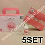 Colly GIFT SET  Colly Collagen 6000mg + Colly Serum 15ml ( 1,000 !) 5