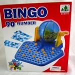 บิงโกล็อตโต้(Bingo90 Number)