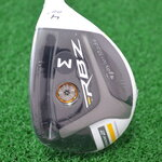 (New) Utility TaylorMade RocketBallz Stage 2 Loft 22* #4 ก้าน RocketFuel 65 Flex Senior พร้อม cover