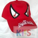 หมวกแก๊ป ลายการ์ตูน Spiderman 4