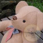 ตุ๊กตาหมีอ้วน ขนาด 43 cm-Niza Jumbo