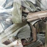 ใบเตยหอมอบแห้ง 250g (Dried Pandan leaves)