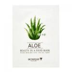 Skinfood Beauty in a Food Mask Sheet, Aloe