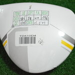 "(New) Driver TaylorMade RBZ Stage 2 ""Tour Issue"" Loft 9.8* พร้อม Tour Sleeve"