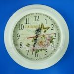 นาฬิกาเรซิ่น P-XF3116-14ขาว