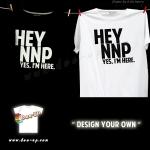 เสื้อยืดสกรีน NNP