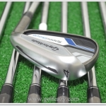 TAYLORMADE SPEEDBLADE IRONS 4-PW (7PC) SPEEDBLADE 85 STEEL FLEX S
