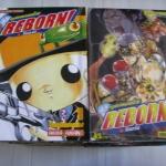 REBORN ! ครูพิเศษจอมป่วน เล่ม 1-32 (ยังไม่จบชุด) Akira Amano เรื่องและภาพ