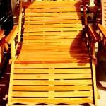 เก้าอี้ระนาดแฝด ปรับได้ 3 ระดับ