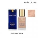 ลดเกิน35% Estee Lauder Double Wear Stay-In-Place Makeup SPF10 PA++ #2C0 Cool Vanilla 30ml. ( ผิวขาว-ขาวเหลือง )