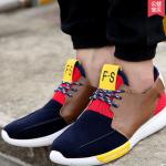 รองเท้าผ้าใบผู้ชายเกาหลี
