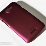เคส HTC One X -  Rock Ultra Thin Nakedshell Faceplate for Htc One X  เรียบง่ายสไตล์ Classic  ผิวด้าน ทำจากวัสดุเนื้อแข็ง คุณภาพดี บางเบา ทนทาน
