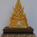 พระพุทธชินราชเรซิ่นพร้อมฐาน