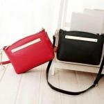 (PREORDER) New 2015 DKNY cross pattern messenger bag