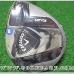 NEW CALLAWAY RAZR FIT 18* 5 FAIRWAY WOOD 60G FLEX R