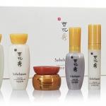 ชุดเซ็ทขนาดทดลอง Sulwhasoo Basic Kit (5 Items) เซ็ทสมุนไพรเกาหลีที่สามารถดูแลและบำรุงผิว ช่วยกระตุ้นผิวให้ดูมีเลือดฝาดเผยผิวที่กระจ่างสดใสจนคุณสัมผัสได้