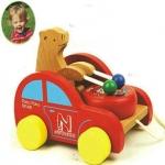 รถหมีน้อยตีกลองลากจูง
