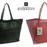 พร้อมส่งค่ะ Givenchy VIP GIFT Fabric Patchwork LARGE TOTE BAG สีดำ
