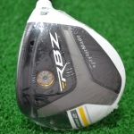 (New) Fairway Wood TaylorMade Rocketballz Stage 2 Loft 19* #5 Wood ก้าน Matrix RocketFuel 60 g Flex S พร้อม cover