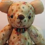 ตุ๊กตาหมีผ้าฝ้ายขนาด  20 cm. - Easter