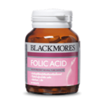Blackmores Folic Acid 500 mcg (90's)