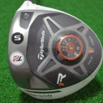 (New) Driver TaylorMade R1 TP Adjustable (8.0*-12*) ก้าน Aldila RIP Phenom 65 g Flex S พร้อม cover