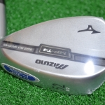 NEW MIZUNO MP T4 WHITE WEDGE 52.07 AW SPINNER WEDGES