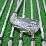 (New) Iron Set Cobra Bio Cell Blue #4 - PW & GW รวม 8 ชิ้น ก้าน True Temper Dynalite 85 Flex R