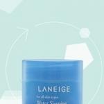 (รุ่นใหม่ 2015) Laneige Water Sleeping Mask ขนาดทดลอง 15 ml. ผลิตภัณฑ์บำรุงผิวในช่วงเวลากลางคืนมอบความชุ่มชื้นยามค่ำคืนให้แก่ผิวอย่างมีประสิทธิภาพสูงสุดถึง8ชั่วโมง สูตรใหม่SLEEP-TOX™ and MOISTURE-WRAP™เนือ้เบาพร้อมเทคโนโลยีดีขึ้น