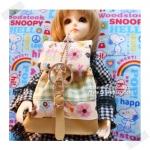 "HMLMshop129 : พวงกุญแจ "" Pimwaradda's Craft "" (ผ้าในไทยค่ะ)"