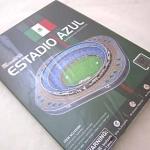 จิ๊กซอ 3 มิติ สนามกีฬาเอสตาดิโอ(Estadio Azul)