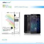 ฟิล์มกันรอยชนิดใส Oppo Finder X9017 เกรดพรีเมี่ยม ยี่ห้อ Nillkin Crystal Clear