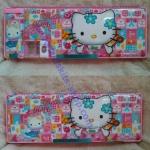กล่องดินสอ 2 ชั้น ลายการ์ตูน Hello Kitty 14