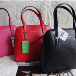 (preorder มกราคม 58) Kate spade New York shell bag with shoulder strap