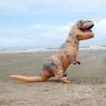 ชุดไดโนเสาร์ทีเร็กซ์ T-rex เป่าลม **พร้อมส่ง**