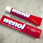 ยาขัด WENOL วีนอล 50g ใช้ขัดวัสดุให้เงางาม หลอดบีบง่าย สะดวกต่อการใช้งาน ขัดเงาผิวโลหะได้ทุกชนิด