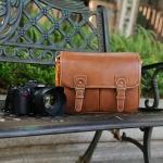 กระเป๋ากล้องหนัง B0008