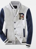 เสื้อแจ็คเก็ตสไตล์เบสบอล พร้อมส่ง