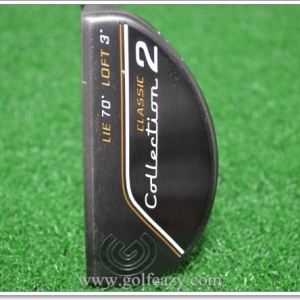 "Putter Cleveland Classic Black Platinum 2 Length:34"" no cover"