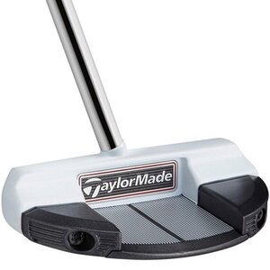 "NEW TAYLORMADE SPIDER MALLET CENTER SHAFT STANDARD 38"" PUTTER"
