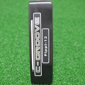 """YES! C-GROOVE PIPPI-12 PUTTER LENGTH:34"""" W/HC"""