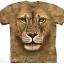 เสื้อยืด3Dสุดแนว(LION WARRIOR T-SHIRT) thumbnail 1