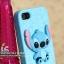 เคส iPhone4/4s ซิลิโคน Disney หมีพูห์ , สติช , กรีนแมน thumbnail 6