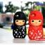 เคส iPhone5/5s - Japan doll thumbnail 2