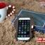 เคส iPhone 5/5s - หมี Brown Line thumbnail 4