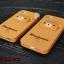 เคส iPhone4/4s ซิลิโคน หมี Rilakkuma [ไม่ย้วย ไม่มีคราบกาว] thumbnail 2