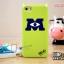 เคส iPhone4/4s - การ์ตูน Disney [เคสนิ่ม ซิลิโคน] thumbnail 3