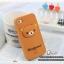 เคส iPhone5/5s หมี Rilakkuma [นิ่ม ไม่ย้วย ไม่มีคราบกาว] thumbnail 2