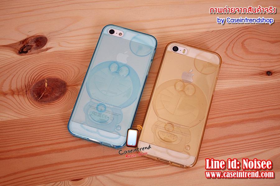 เคส iPhone 5/5s - TPU โดเรม่อน